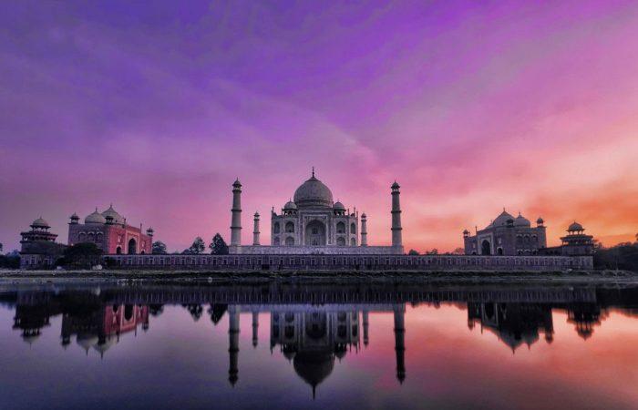 overnight Agra tour from Delhi